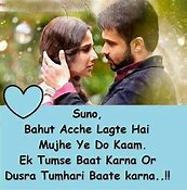 Love Shero Shayari in hindi part 1