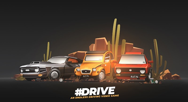 #DRIVE 1.6.2 Full Apk + Mod (Unlimited Money) for Android
