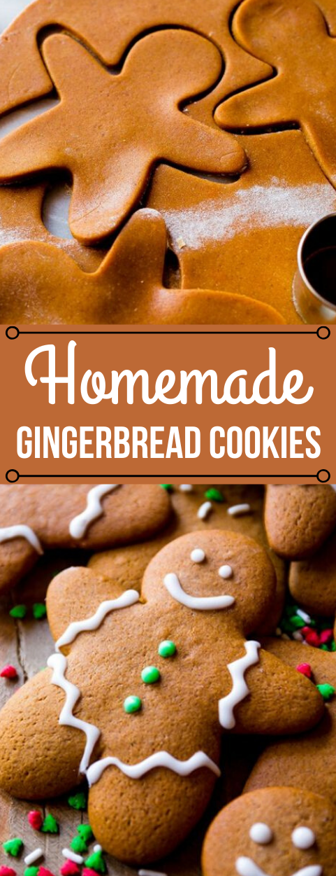 My Favorite Gingerbread Cookies #cookies #healthydiet #desserts #paleo #party