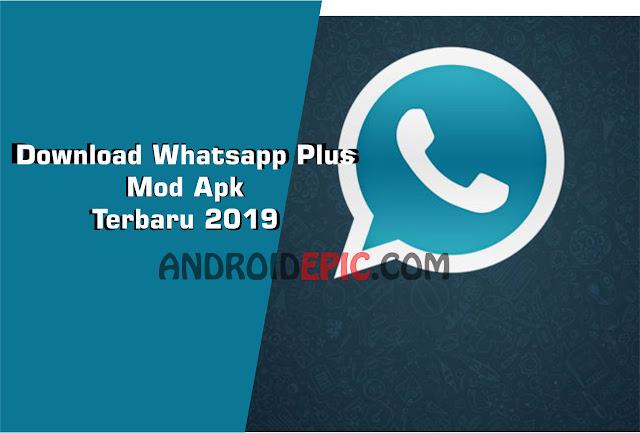 Download Whatsapp Plus Mod Apk Terbaru 2019 - Whatsapp Plus Mod Apk Terbaru 2019 adalah aplikasi mesengger versi modifikasi dari whatsapp versi resmi.
