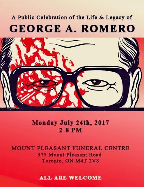 Romero, omaggio di  Toronto