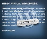 tienda virtual web e commerce en Bogota. Precio, cotizar