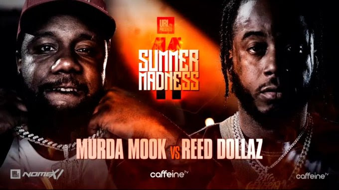 Murda Mook vs Reed Dollaz Announced For Summer Madness 11