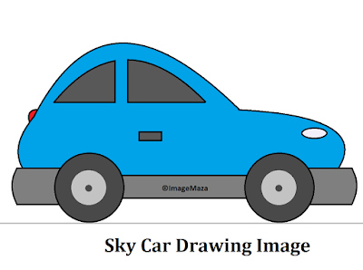 Car Drawing Image sky, Car Drawing for kids, how to draw car, car png images