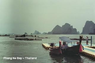 phang na bay thailand
