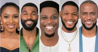BBNaija: How Nigerians Voted For Mercy, Mike, Frodd, Seyi, Omashola