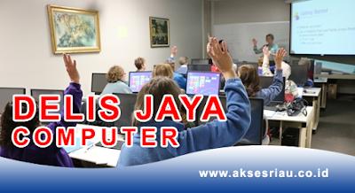 Lowongan Delis Jaya Computer Pekanbaru Oktober 2017
