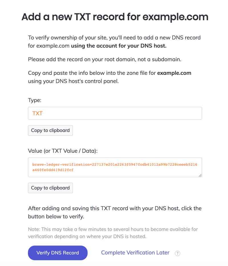 brave浏览器怎么赚钱?免费获得BAT代币(Basic Attention Token) - 创作者网站接入指南