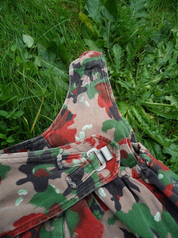 Four Bees M 70 Swiss Alpenflage Jacket Amp Backpacks Model