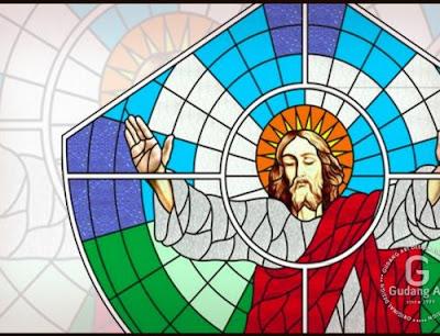Kaca Patri Gereja Katolik