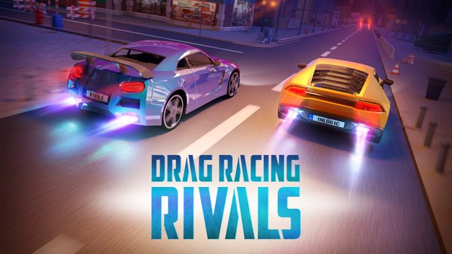 Drag Racing Rivals v1.0 NSP XCI NSZ For Nintendo Switch