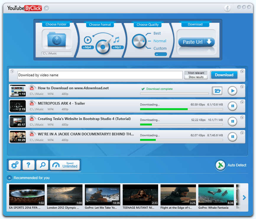YouTube By Click v2.2.103 Full version FOR FREE