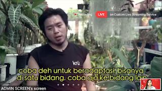 Travel blogger yang beralih ke bisnis tanaman