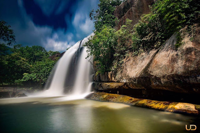 Gandahati Waterfall clicked by Udayan Sarathi