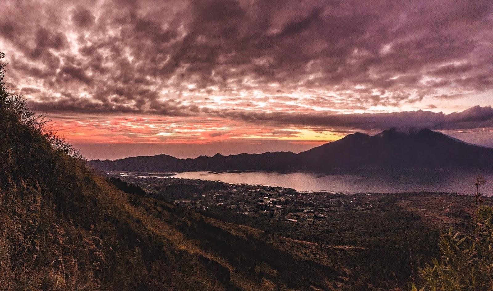 Mt. Batur Bali Indonesia