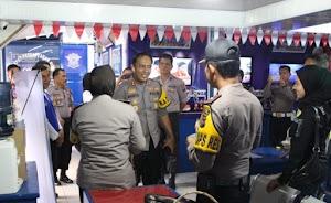 """Datuk Pandeka Rajo Mudo """"Pulang Kampung"""" ke Polres Solok Kota"""