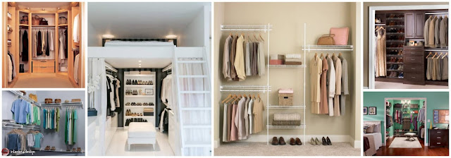 17 Clothing Room Ideas For Small Spaces