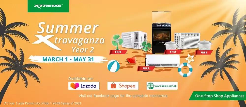 XTREME Summer Xtravaganza Bundle Promo Year 2