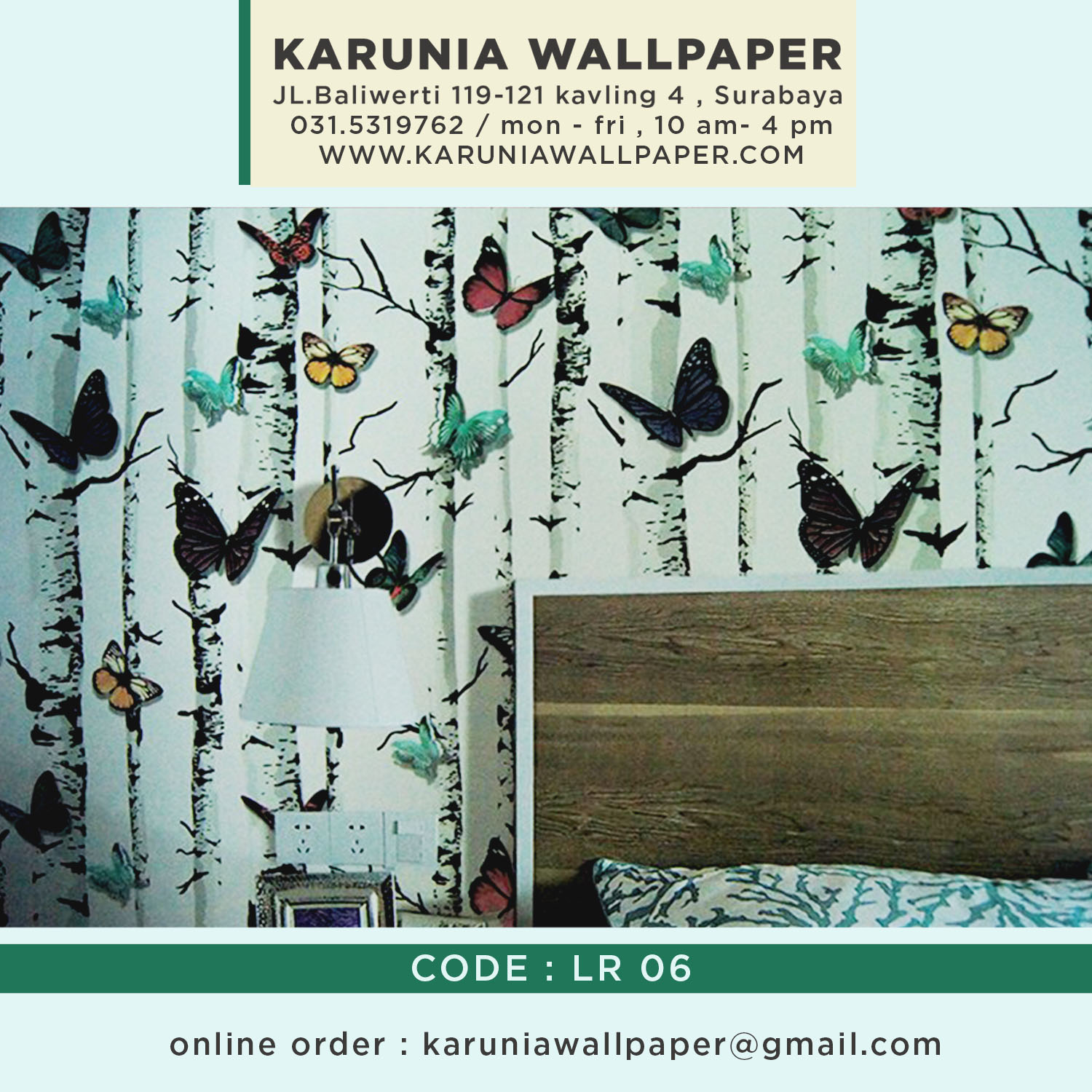 distributor wallpaper dinding surabaya