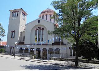 ο ναός της αγίας Παρασκευής στη Φλώρινα