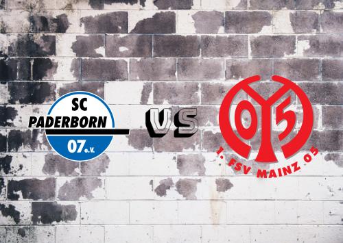 Paderborn vs Mainz 05  Resumen