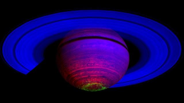 NASA: Δεδομένα από το Cassini εξηγούν το ατμοσφαιρικό μυστήριο του Κρόνου
