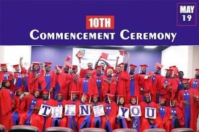 AUN 10th Set Graduation at Commencement Ceremony