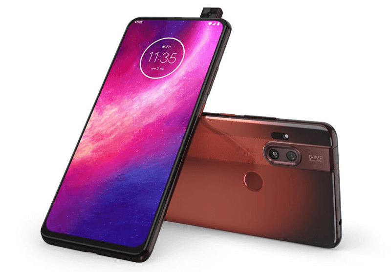 Motorola One Hyper with a 6.5-inch Total Vision screen