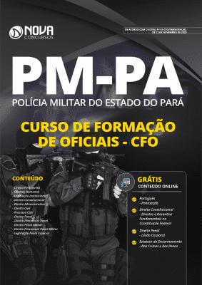 Apostila Oficial PM PA 2020 PDF Edital Online Inscrições