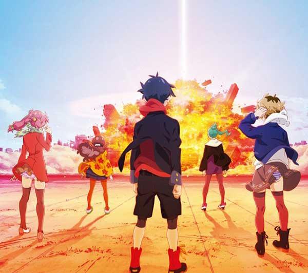 Anime terbaik dan populer dalam musim spring 2015 - Punch Line