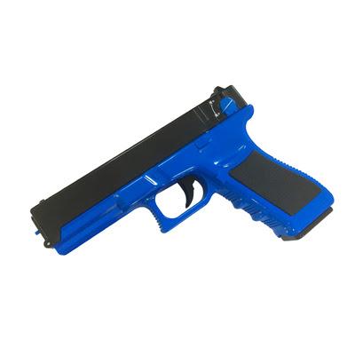 Súng bắn thun Glock màu xanh dương