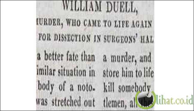 William Duell