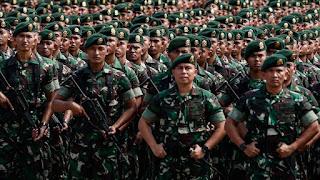 Hindari Pertumpahan Darah, TNI Diminta Turun Tangan Tangkap Oknum Pencetus RUU HIP