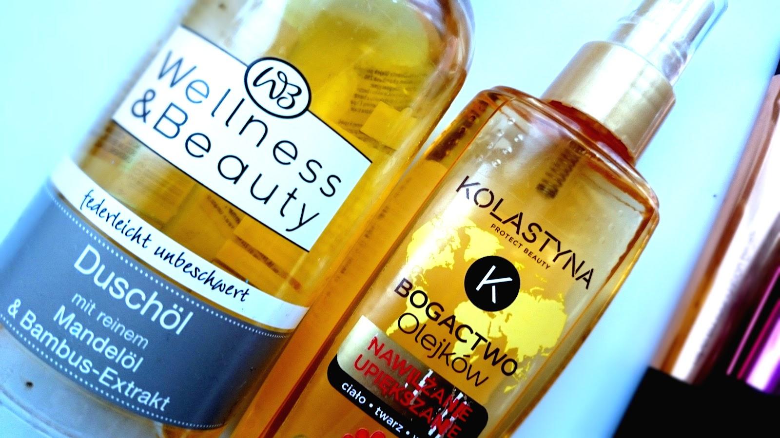 Olejki w pielęgnacji. Tym razem zadbamy o ciało - Kolastyna i Wellness&Beuty