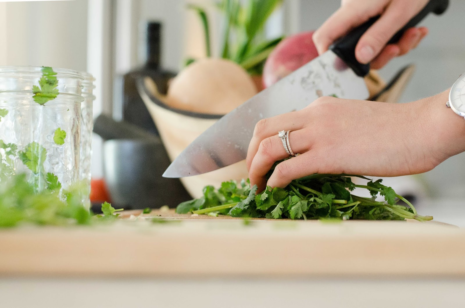 cook at home and save money