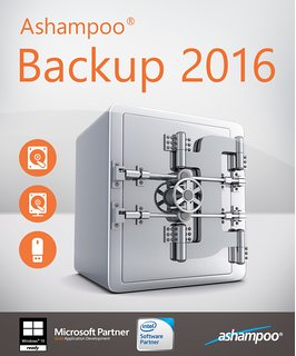 Ashampoo Backup Pro, Server e  Business 10 + Ativação