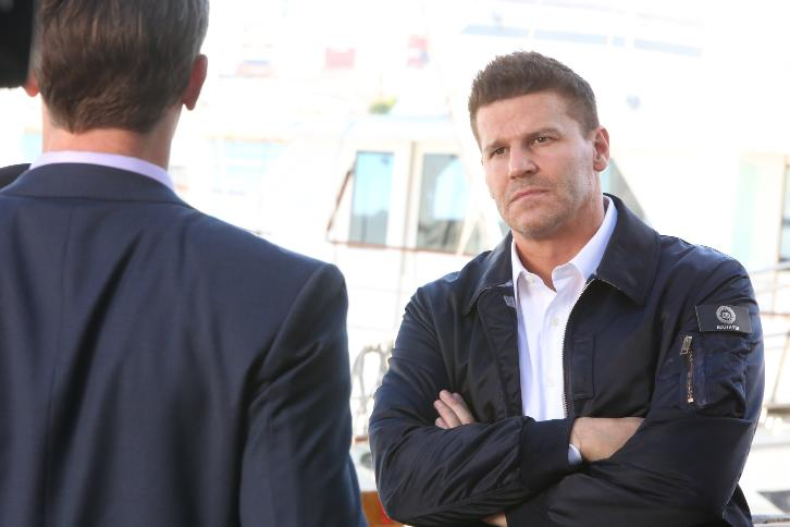 Bones - Episode 12.08 - The Grief and the Girl - Promo, 3 Sneak Peeks, Featurettes, Promotional Photos & Press Release