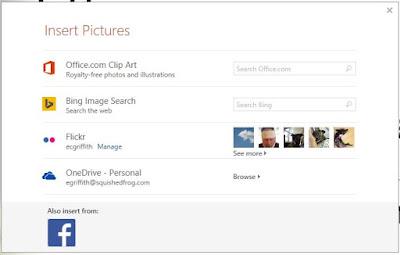 Flickr, OneNote থেকে পিকচার ইম্পোর্ট-বিডি টিপ্স টেক
