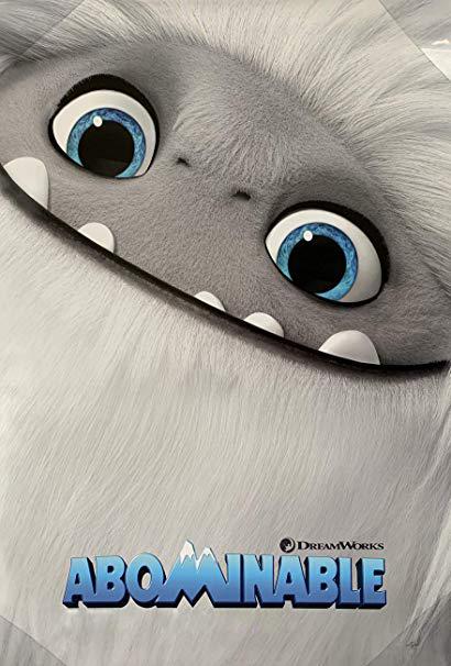 Abominable [2019] [DVD9] [NTSC] [Latino]