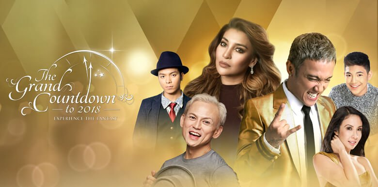 Resorts World Manila Grand Countdown 2018