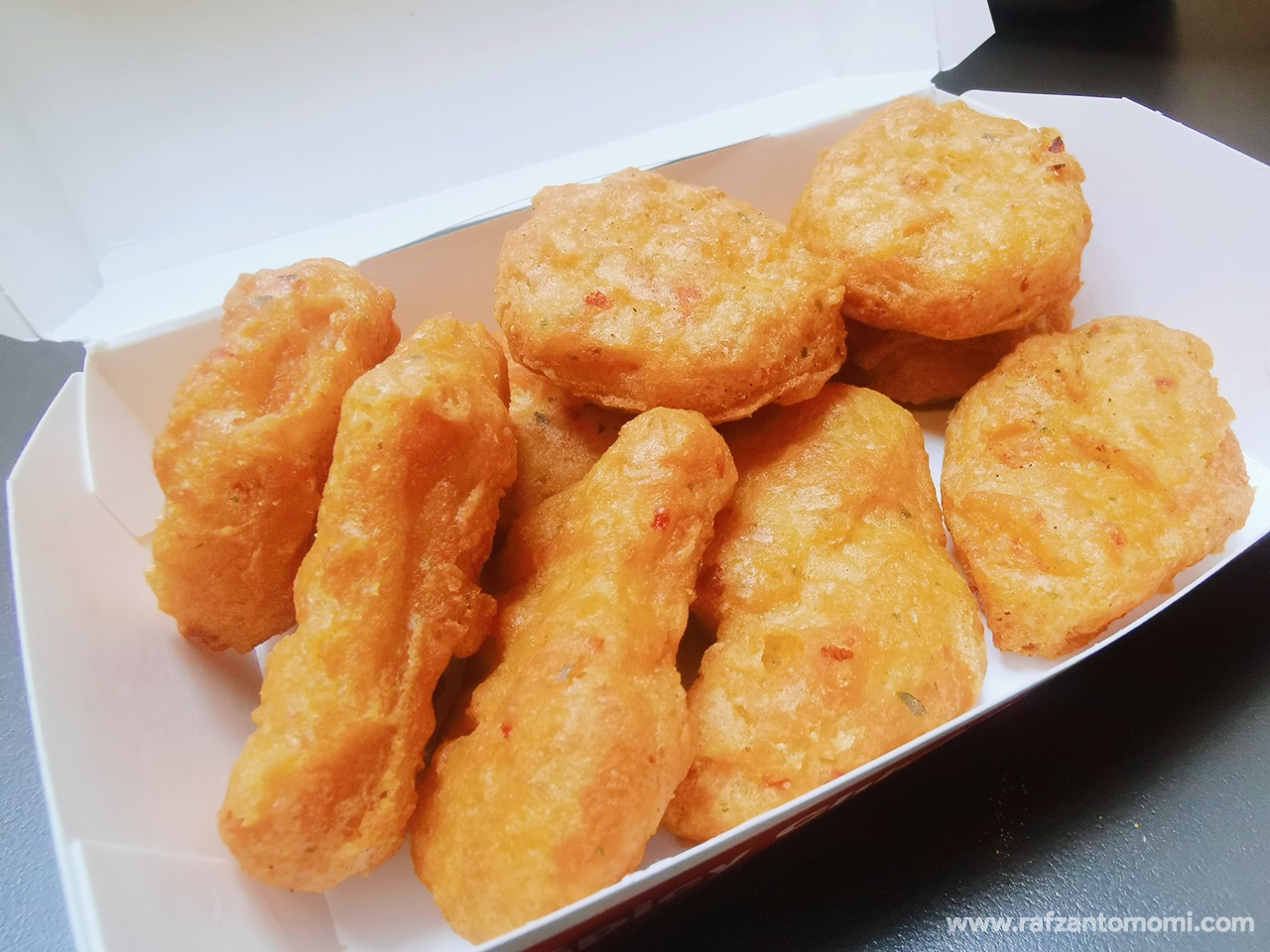 Cuba Spicy Chicken McNuggets®