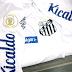 Santos fecha patrocínio para mangas da camisa com Kicaldo
