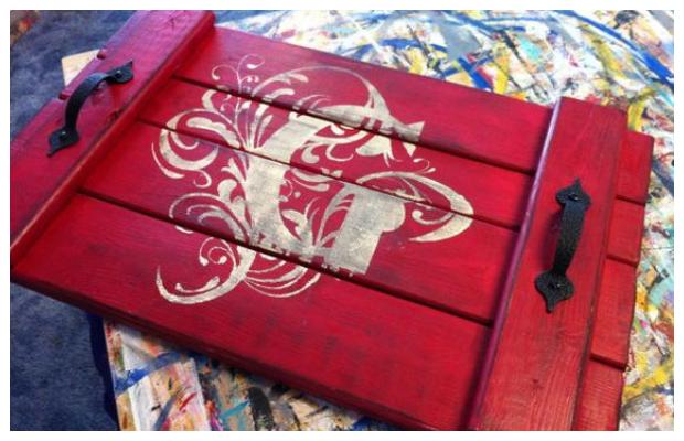 stencil-serving-tray