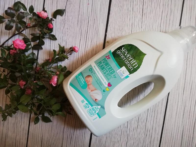 ekologiczny płyn do prania Seventh Generation