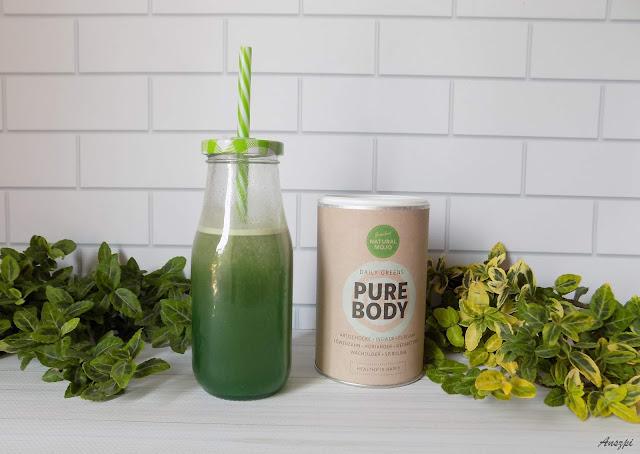 Oczyszczanie organizmu z Pure Body od Natural Mojo