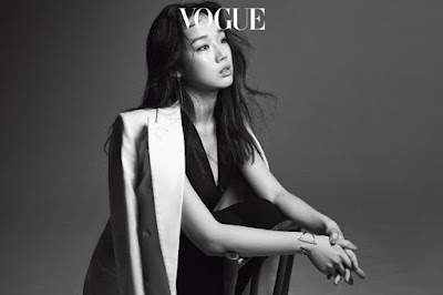 Jung Yeon Joo - Vogue Magazine March 2016