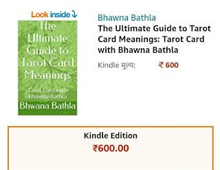 tarot cards book bhawna bathla