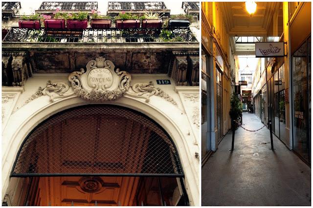 otros pasajes parisinos