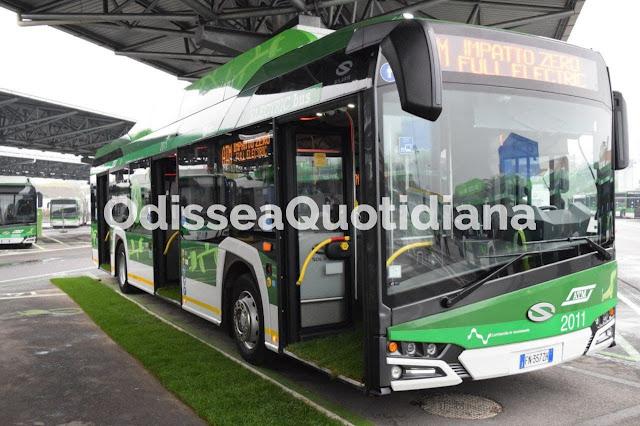 Roma: arriva il piano per i bus elettrici?