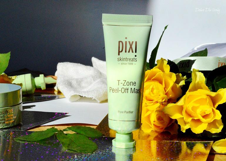 Pixi T-Zone Peel Off Mask Maska oczyszczająca recenzja